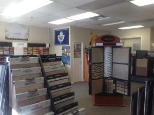 Markham Custom Flooring Showroom: Carpet