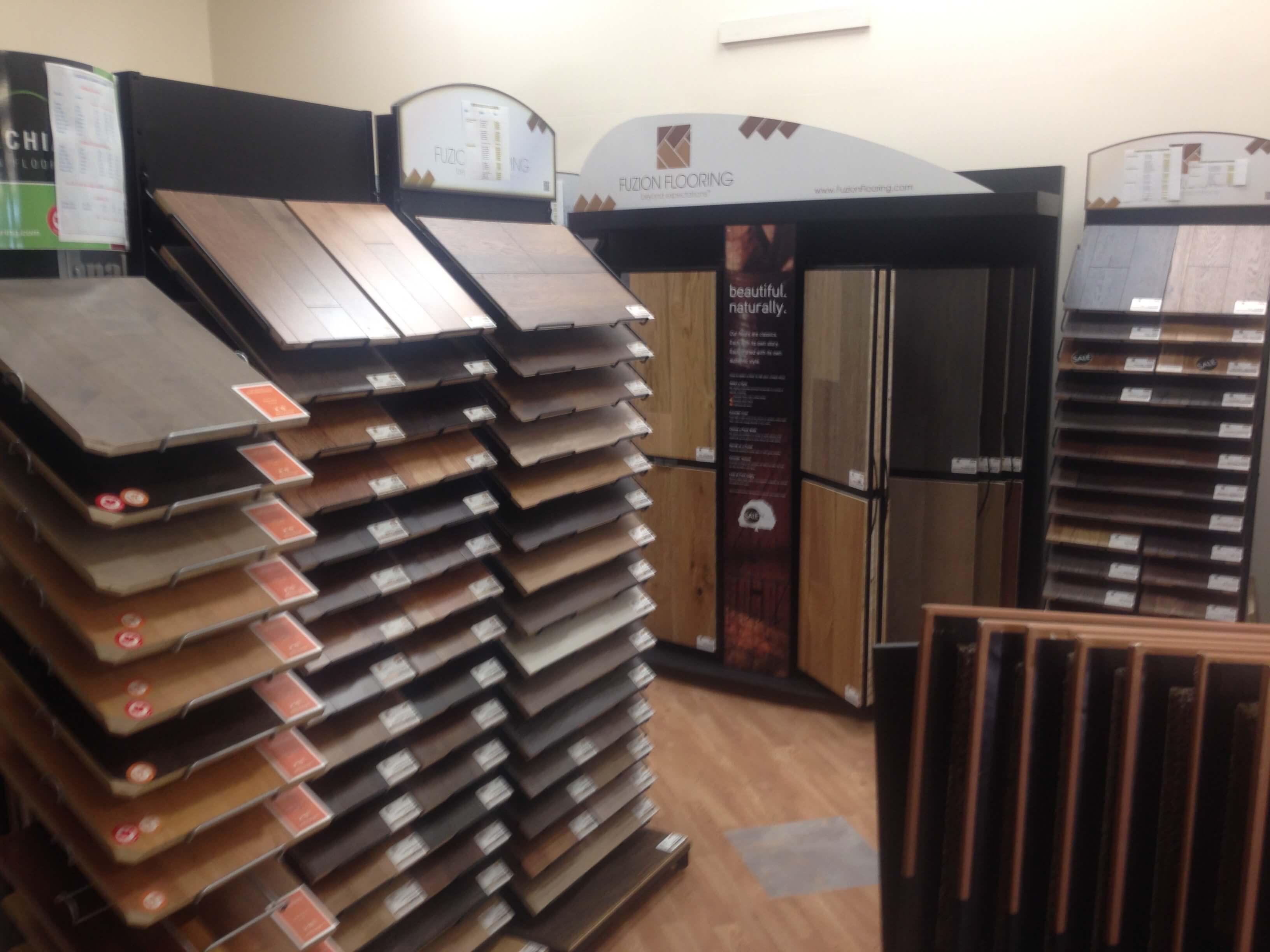 Hardwood Showroom